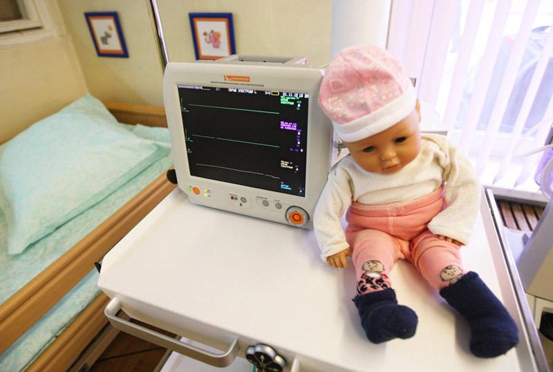 На Прикарпатті працює перший в Україні дитячий госпіс (відеосюжет)
