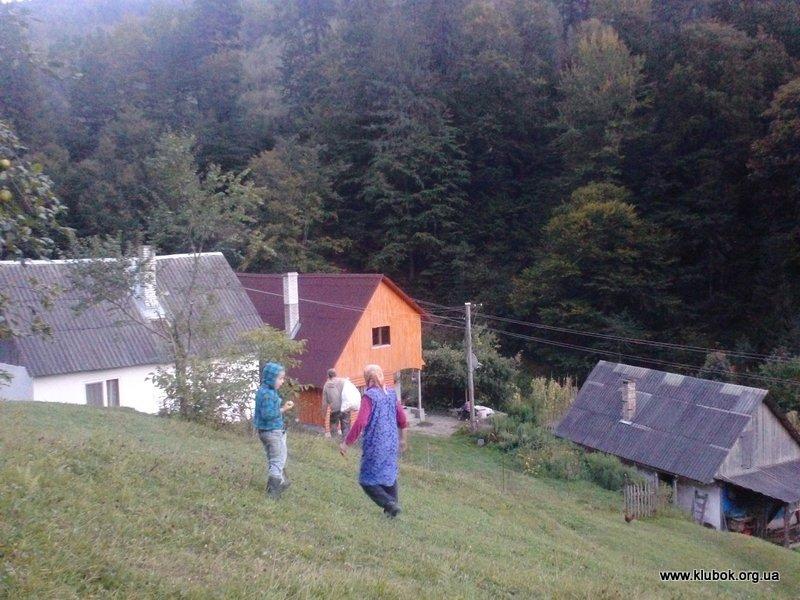Поход в Карпаты – Мармарошский хребет (фоторепортаж)