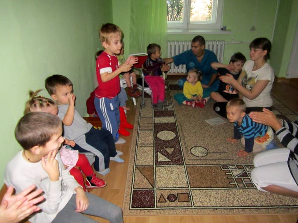 запорожье детский центр прометей