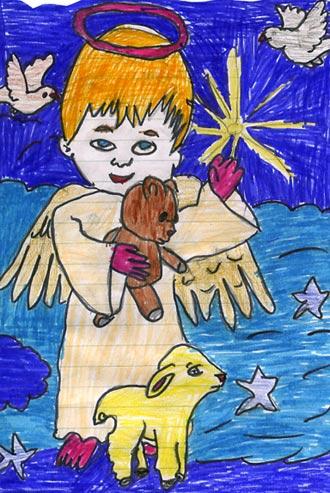 Orphan's art