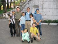 Миша, Вова и дети