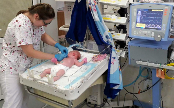 Help is always needed for the neonatal anesthesia and intensive care unit of Zaporizhzhia children's hospital