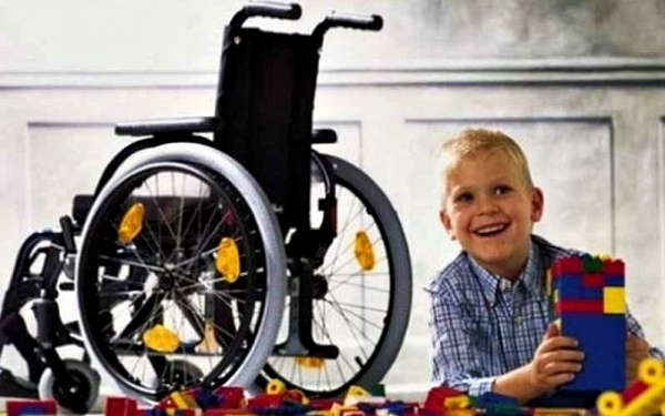 Aid program for children with cerebral palsy