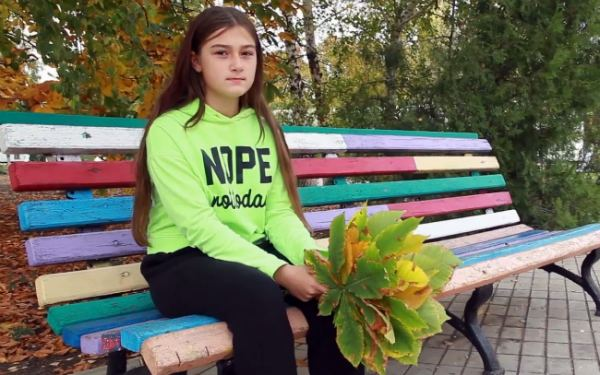 The child needs a family: Alina - born in 2007