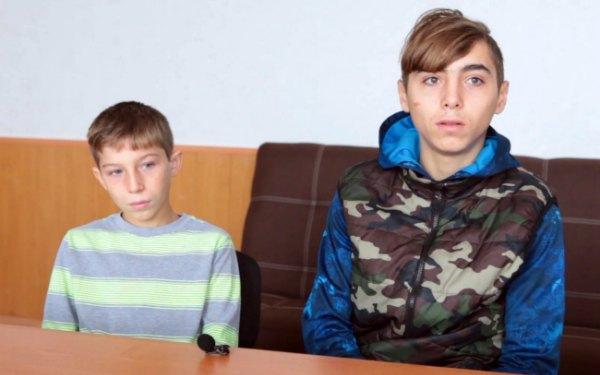 Детям нужна семья: Дима (2009 г.р.) и Максим (2003 г.р.)