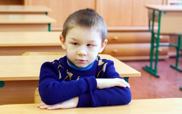 A child needs a family: Egor - born in 2013
