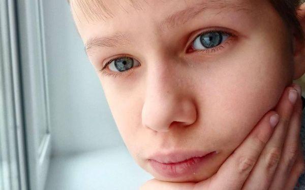 Kirill Leskov, born in 2008 – Chronic renal failure