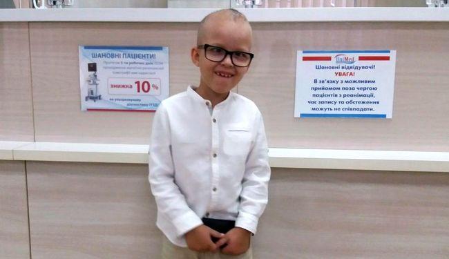 Artyom has undergone a routine examination