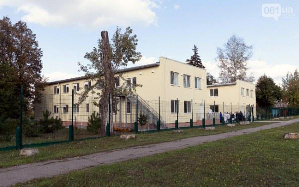 В Запорожской области открыли детский противотуберкулезный санаторий, который строили 4 года