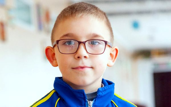 A child needs a family: Rodion - born in 2011