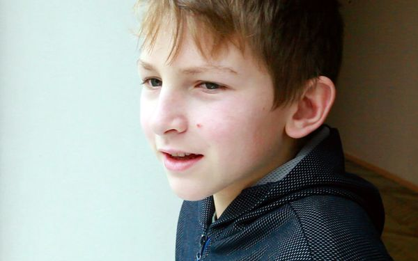 A child needs a family: Ilya - born in 2008