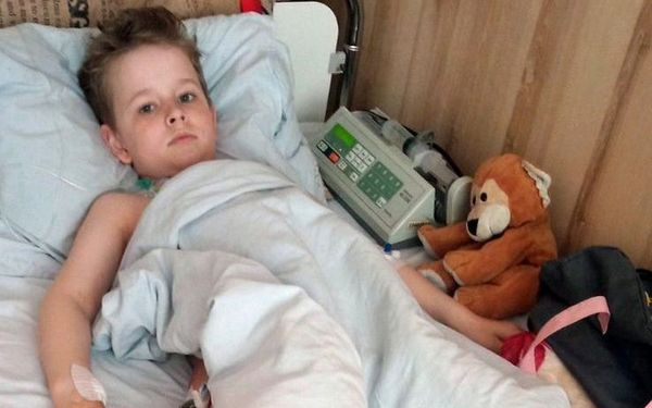 Kostya Panchenko: fracture trials continue