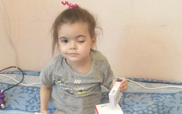 An 8-year-old girl from Vilnia is fighting for her life: she needs help