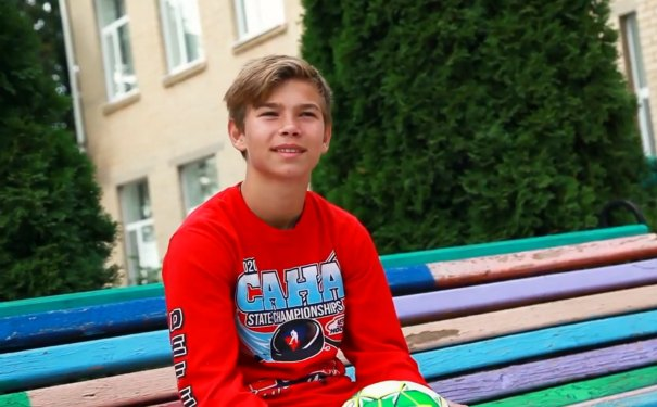 The child needs a family: Sergey - born in 2006