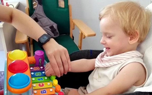 Катюша Серпокрыл: догоняю сестрёнку!