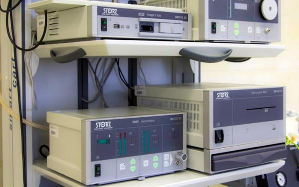 Ремонт медицинского оборудования в отделении хирургии