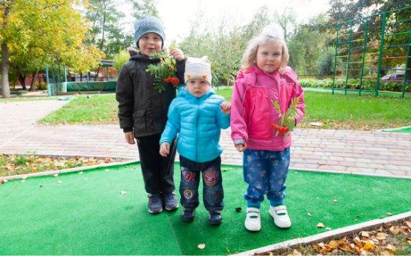 Дітям потрібна родина: Данило (2014 р.н.), Юліана (2017 р.н.) і Матвій (2018 р.н.)