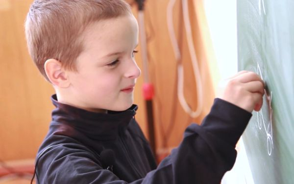 The child needs a family: Vadim - born in 2013