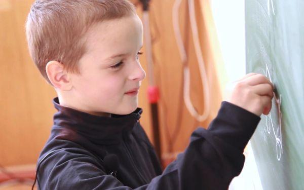Дитині потрібна родина: Вадим