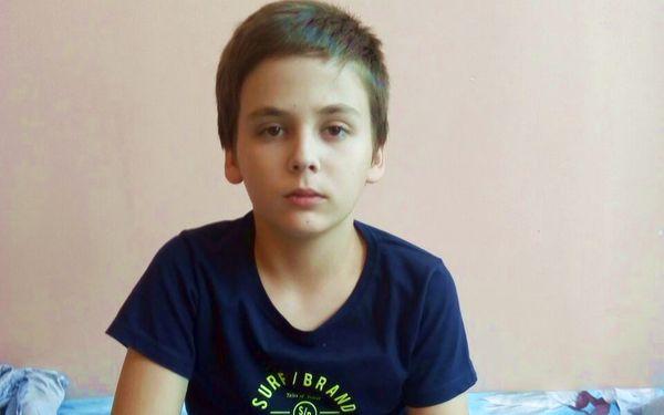Maxim Voloshin, born in 2009 - Sepsis