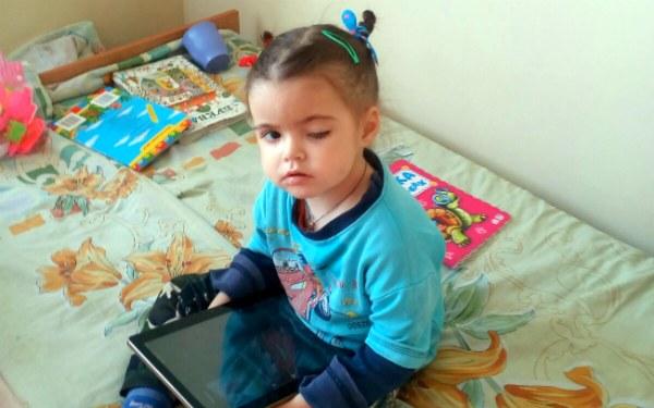 Violetta Yurchenko, born in 2012 - Chronic kidney disease, stage 5