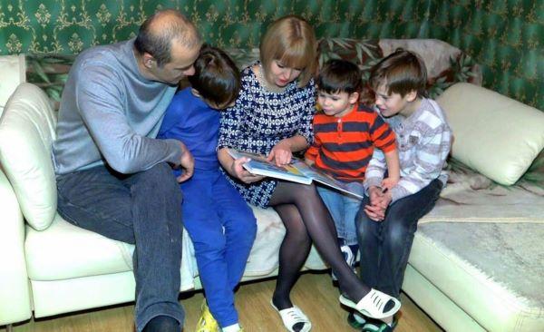 В Запорожье создан девятый детский дом семейного типа