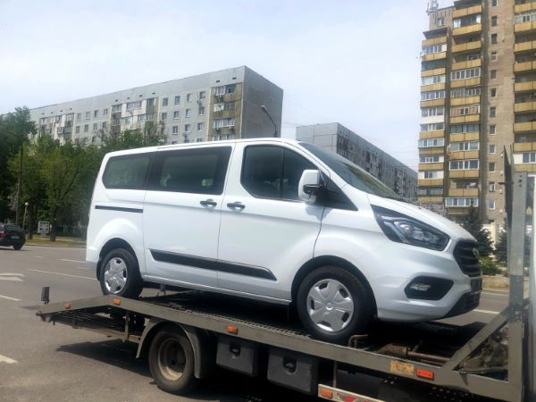 Minibuses for family-type houses purchased in Zaporizhzhya region