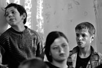 Plus one. Minus one. A very simple equation… (about orphanage system in former Soviet states)