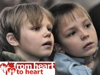 """A photoreport: """"From Heart to Heart – 2"""": a trip to the rural orphanages of Zaporozhye region"""