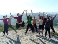Фоторепортаж: Очередные выходные для 12 детей из интерната №3 превратились в настоящий поход