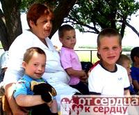 «От сердца к сердцу – 3» - поездка в детдом в Калиновке и интернат в Молочанске Запорожской области