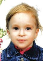 Ephimenko Katya – 3 years old, bilateral deafness of the fourth level