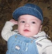 Савинов Глеб, 6 месяцев - внутричерепная гидроцефалия, киста