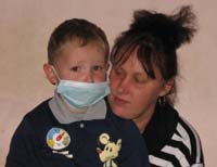Save a child: Korobko Egor, 3 years old - cancer of blood (leucaemia)