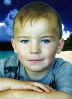 Масюков Сергей, 4 года - острый лимфобластный лейкоз