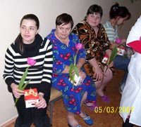 Spring holiday in Zaporozhye's children's oncology and hematology ward
