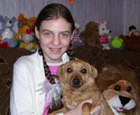 Сизоненко Настя, 14 лет - портальная гипертензия