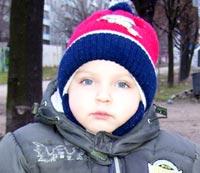 Kolopov Sasha, 2 years 9 months - Portal hypertension, veins bleeding