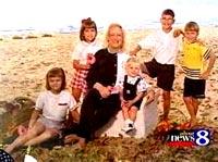 Family saves children orphaned twice