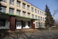 Orphanage (internat) of Chernigovka , Zaporozhye region