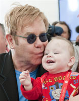 Associated Press: No Ukrainian adoption for Elton John