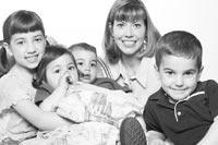 Детские дома семейного типа (ДДСТ, ДБСТ) на Украине