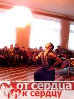 Фоторепортаж: Поездка «От сердца к сердцу - 4» в Молочанский и Черниговский интернаты Запорожской области