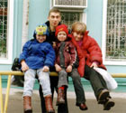 Orphans of Zaporozhye photo