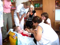 European Standards on the Zaporizhian Steppes: A Staff Training Project at the Kalinovka Internat for Special Needs Children