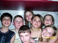 Фоторепортаж: поездка детей запорожского интерната №7 в Киев 18 апреля 2008