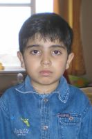 Igor Komanov, 8 - thalassemia major beta
