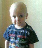 Миняйленко Саша, 4 года - острый лимфобластный лейкоз