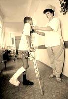 Ортопедо-травматологическое отделение Запорожской областной детской больницы
