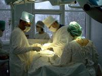 Хирургическое отделение Запорожской областной детской больницы
